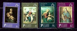 Pitcairn Is 262-65 MNH 1985 Christmas    (ap2741)