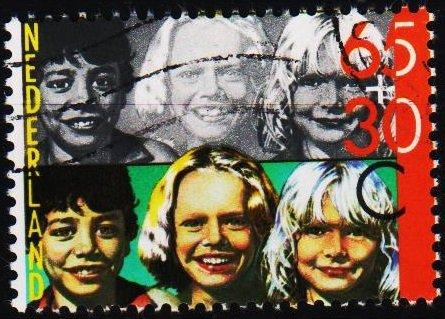 Netherlands. 1981 65c+30c S.G.1372 Fine Used