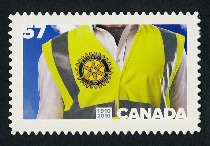 Canada 2394i MNH Rotary International