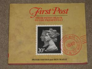 First Post-From Penny Black To The Present Day, Peter Davies & Ben Maile