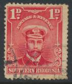 Southern Rhodesia  SG 2  SC# 2   Used   see details