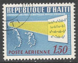 HAITI C287 VFU K464