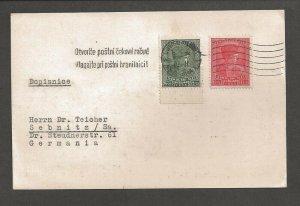 1933 Slovenia Sokolski Slet Ljubljana postcard