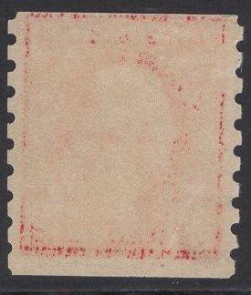 US Stamp #413 2c Washington Coil MINT Hinged SCV $60