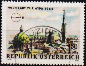 Austria.1964 1s50+30g S.G.1430 Fine Used