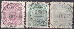 Cape Verde #25, 28-9   F-VF Used CV $5.75 (Z2517)
