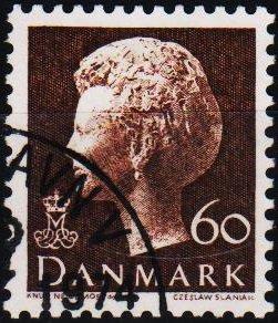 Denmark.1974 60ore S.G.569 Fine Used
