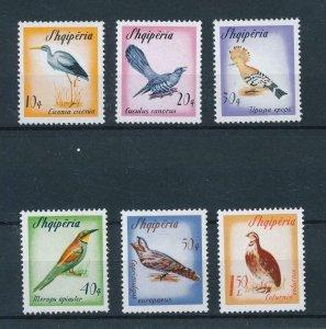[102925] Albania 1965 Birds vögel oiseaux  MNH