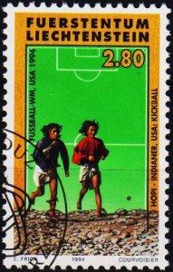 Liechtenstein. 1994 2f80 S.G.1074 Fine Used