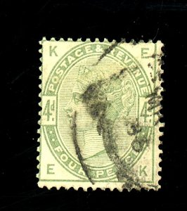 GB #103 UseD Fine Cat $ 200