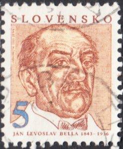 Slovakia #163 Used