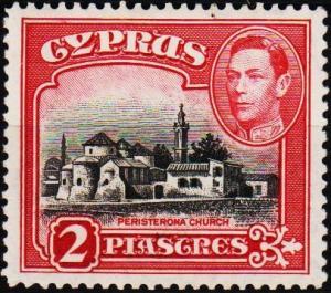 Cyprus. 1938 2pi S.G.155b Unmounted Mint