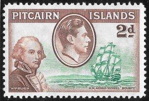 [21644] Pitcairn Island Mint Never Hinged