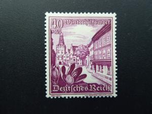 Germany Deutsches Reich 1938  Set Sc B131