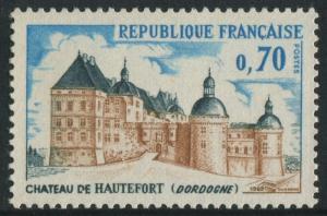 FRANCE 1969 - 70c MNH