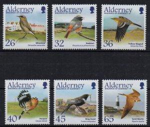 ALDERNEY - 2004 - BIRDS -