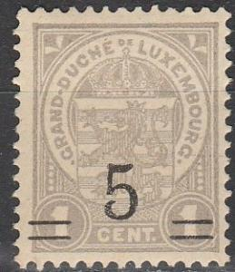 Luxembourg #114   MNH (S2134)