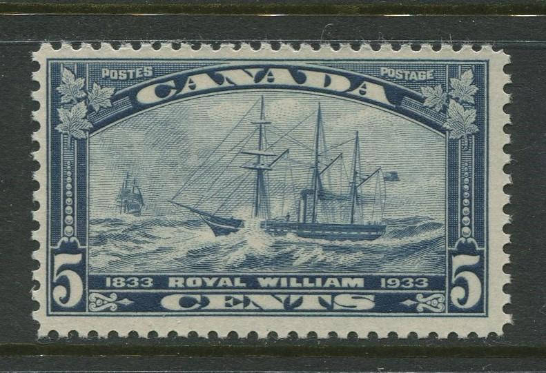 Canada - Scott 204 - General Issue - 1933 - MNH - Single 5c Stamp