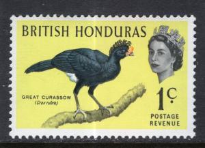 British Honduras 167 Bird MNH VF