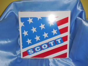 Scott US Platinum 2003 supplement NEW