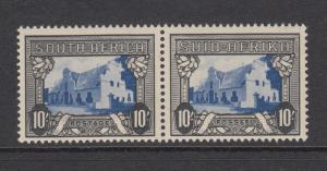 South Africa Sc 67 MNH. 1939 10sh Groot Constantina, almost VF