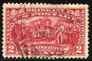United States 1927 Scott# 644 Used
