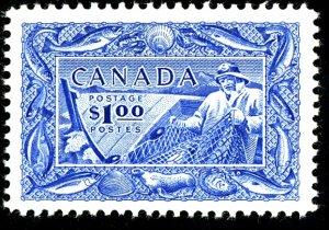 Canada #302 MINT OG HR