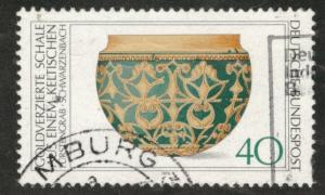 Germany Scott 1219 Used 1976 stamp