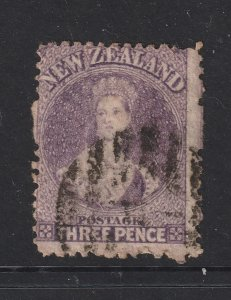 New Zealand a used 3d lilac QV full face queen