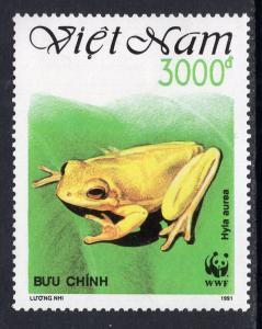Viet Nam Democratic Republic 2281 Frog MNH VF