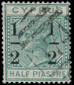 Cyprus Scott 26 Gibbons 29 Used Stamp