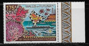 Wallis and Futuna Islands 515 1998 Philatelic Salon single MNH