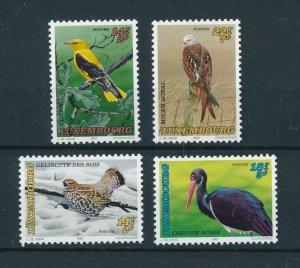 [105325] Luxemburg 1992 Birds vögel oiseaux  MNH