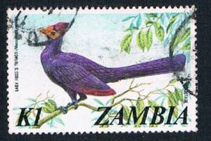 Zambia 147 Used Lady Ross Touraco 1975 (BP26510)