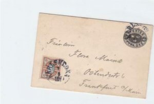 sweden  1907 stamps cover ref r14894