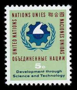 United Nations - New York 114 Mint (NH)