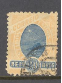 Brazil Sc # 114 used unwmk (RS)