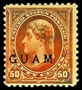 GUAM 11  Mint (ID # 55481)