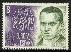 Spain 1980 Scott# 2208 MNH