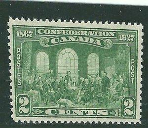 Canada 142  Mint NH VF 1927   PD