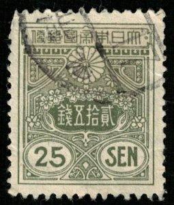 Japan 25sen (T-4549)
