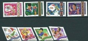 SINGAPORE SG1069/76 2000 FESTIVALS MNH