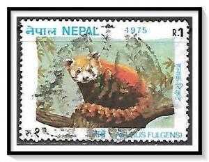 Nepal #306 Wildlife Conservation Panda Used