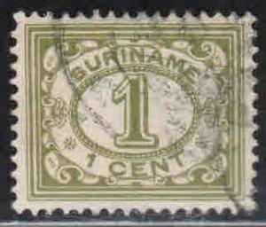 Surinam # 75 ~ Used, HMR