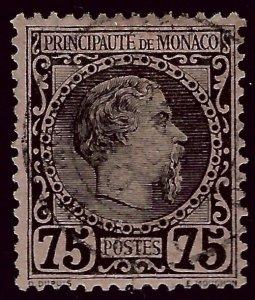 Monaco SC#8 Used VF hr SCV$125.00 .. Fill a Regal Spot!