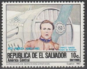 Salvador #962    MNH  (S8131)