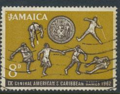 Jamaica  SG 199  - Used   -  see scan and details
