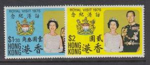 Hong Kong, Sc 304-305, MHR