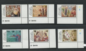 STAMP STATION PERTH Grenada Gren.#1405-1410 Discovery of America Issue MNH