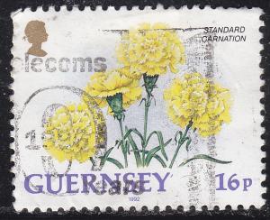 Guernsey 486 Standard Carnation 1992
